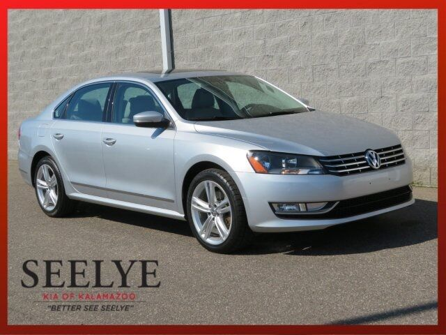 2015 Volkswagen Passat SEL Premium Battle Creek MI
