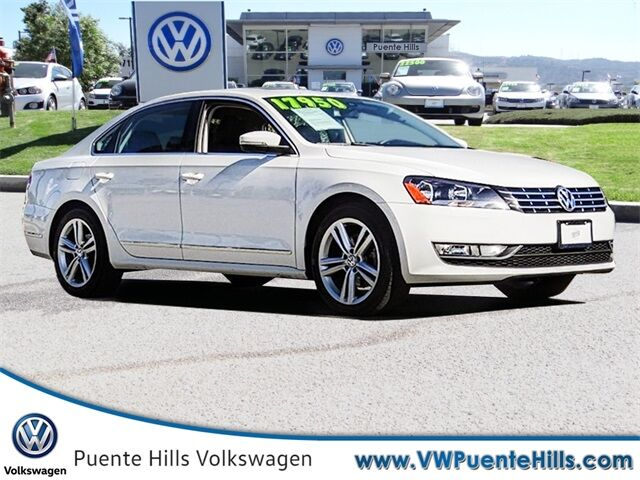 2015 Volkswagen Passat SEL Premium City of Industry CA