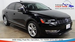 2015_Volkswagen_Passat_TDI SE AUTOMATIC NAVIGATION SUNROOF LEATHER HEATED SEATS REAR CAMERA_ Carrollton TX