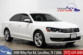 2015 Volkswagen Passat TDI SE AUTOMATIC SUNROOF LEATHER HEATED SEATS REAR CAMERA BLUETOOTH