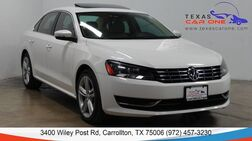 2015_Volkswagen_Passat_TDI SE AUTOMATIC SUNROOF LEATHER HEATED SEATS REAR CAMERA BLUETOOTH_ Carrollton TX