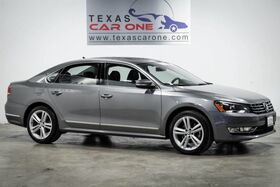 2015_Volkswagen_Passat_TDI SE NAVIGATION SUNROOF LEATHER SEATS HEATED SEATS REAR CAMERA BLUETOOTH_ Carrollton TX