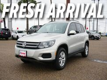2015_Volkswagen_Tiguan_S_ Brownsville TX