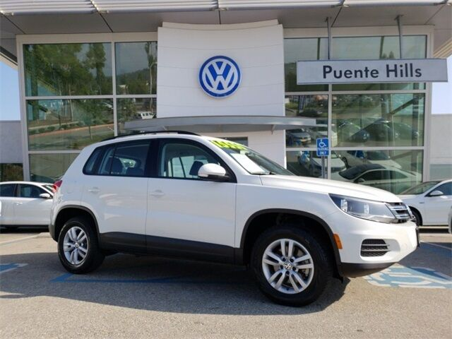 2015 Volkswagen Tiguan S City of Industry CA