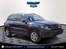 2015_Volkswagen_Tiguan_S_ Miami FL