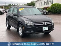 2015 Volkswagen Tiguan S South Burlington VT