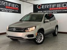 2015_Volkswagen_Tiguan_S TSI LEATHER HEATED SEATS REAR CAMERA TRACTION CONTROL BLUETOOTH PREMIUM W_ Carrollton TX