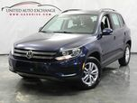 2015 Volkswagen Tiguan SE / 2.0L Turbocharged Engine / FWD / Bluetooth / Rear View Camera / Touch Screen Infotainment System