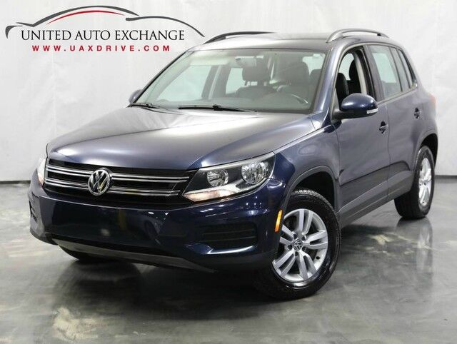 2015 Volkswagen Tiguan SE / 2.0L Turbocharged Engine / FWD / Bluetooth / Rear View Camera / Touch Screen Infotainment System Addison IL