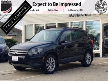 2015_Volkswagen_Tiguan_SE 4Motion_ Boxborough MA
