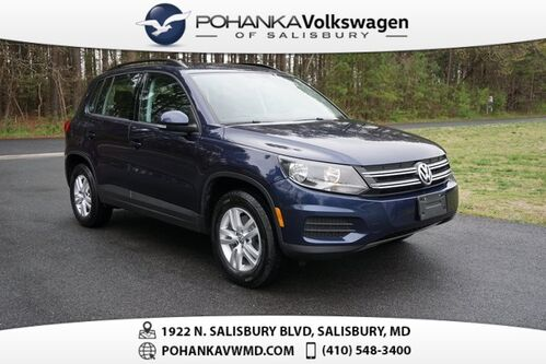 2015_Volkswagen_Tiguan_SE 4Motion_ Salisbury MD