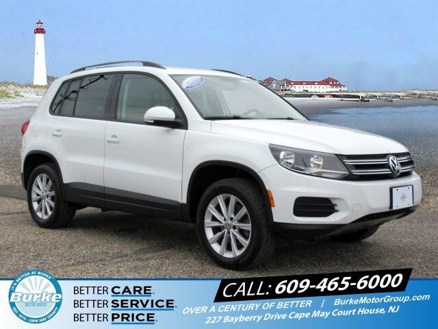 2015 Volkswagen Tiguan SE South Jersey NJ