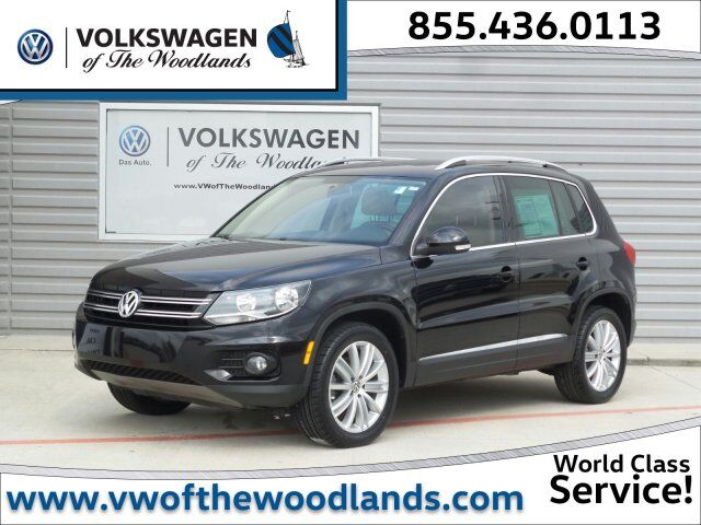 2015 Volkswagen Tiguan SE The Woodlands TX
