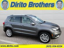 2015_Volkswagen_Tiguan_SE_ Walnut Creek CA