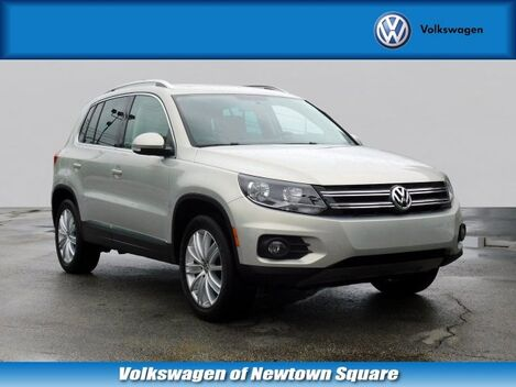 2015_Volkswagen_Tiguan_SEL_ Newtown Square PA