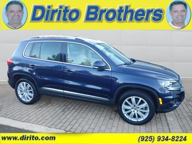 2015 Volkswagen Tiguan SEL Walnut Creek CA