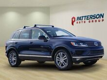2015_Volkswagen_Touareg_Executive_ Wichita Falls TX