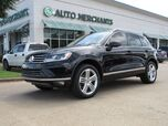 2015 Volkswagen Touareg Executive LEATHER, NAVIGATION, 360 VIEW CAMERA, KEYLESS START, BLUETOOTH CONNECTIVITY