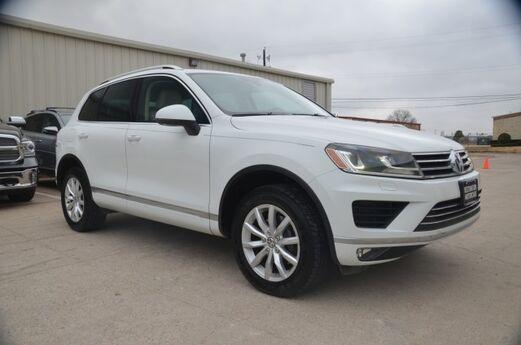 2015 Volkswagen Touareg Sport w/Technology Wylie TX