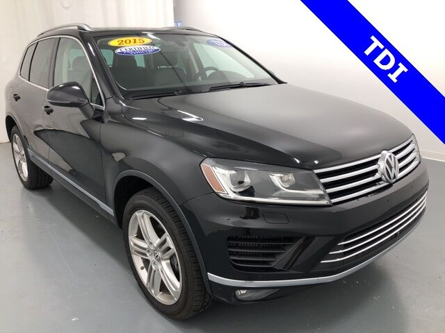 2015 Volkswagen Touareg V6 TDI Executive Holland MI
