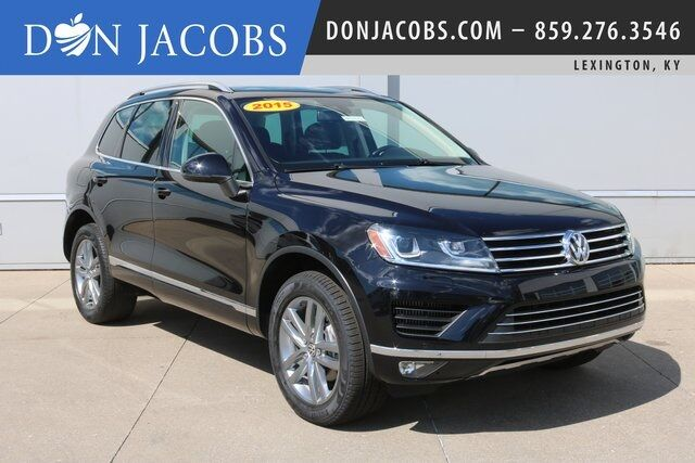 2015 Volkswagen Touareg V6 TDI Lexington KY