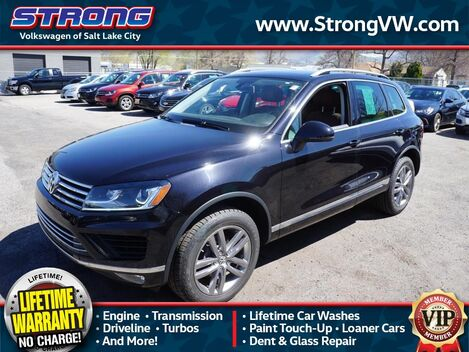 2015_Volkswagen_Touareg_VR6 Sport_ Salt Lake City UT