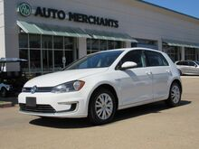 2015_Volkswagen_e-Golf_Limited Edition_ Plano TX
