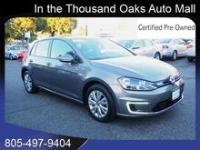 2015_Volkswagen_e-Golf_Limited Edition_ Thousand Oaks CA