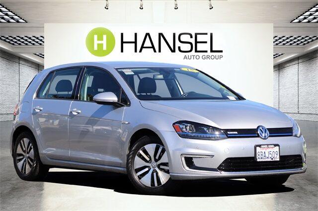 2015 Volkswagen e-Golf SEL Premium Santa Rosa CA