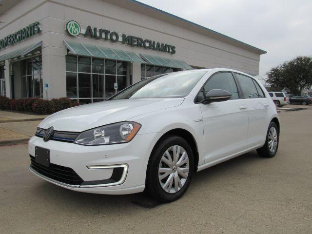 2015 Volkswagen e-Golf SEL Premium Plano TX