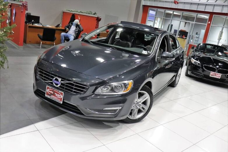 2015 Volvo S60 Navigation Sunroof Backup Camera 1 Owner T5 Premier Springfield NJ