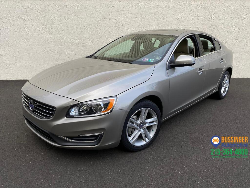 2015 Volvo S60 T5 Premier - All Wheel Drive w/ Navigation Feasterville PA