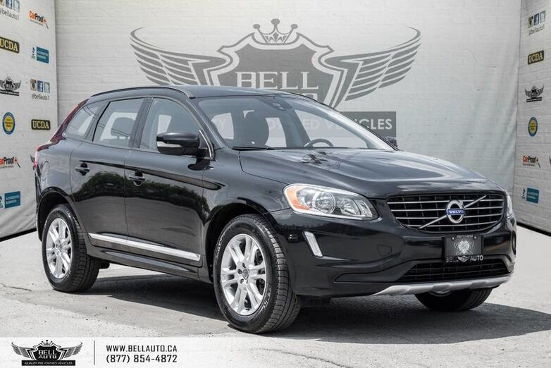 2015 Volvo XC60 T5 Drive-E, BLUETOOTH, LEATHER, HEATED SEATS Toronto ON