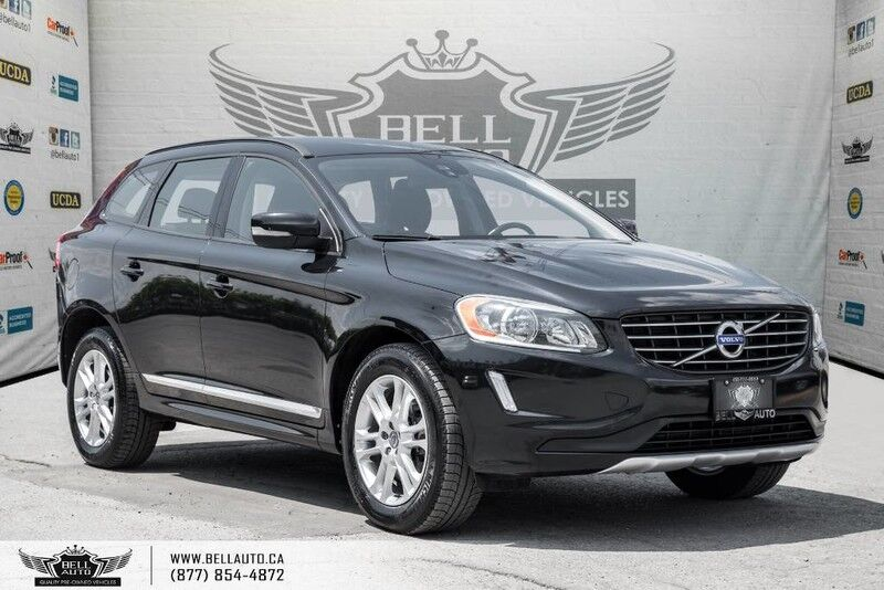 2015 Volvo XC60 T5 Drive-E, BLUETOOTH, LEATHER, HEATED SEATS