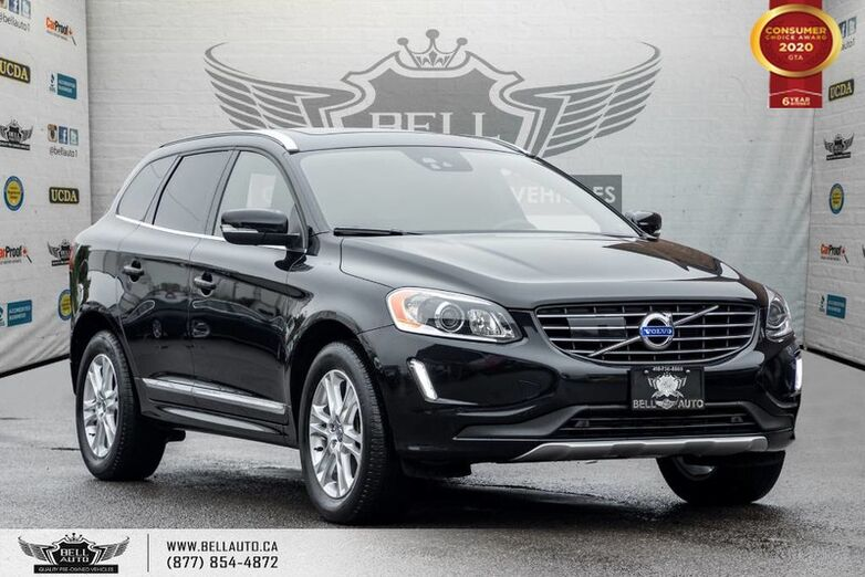 2015 Volvo XC60 T5 Platinum, AWD, NO ACCIDENT, NAVI, BACK-UP CAM, SENSORS Toronto ON