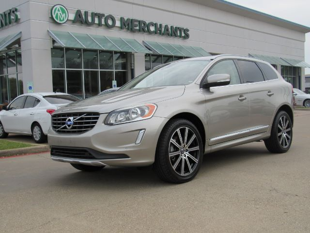 2015 Volvo XC60 T5 Premier 2.0L 4CYL TURBO, AUTOMATIC, LEATHER SEATS, NAVIGATION, BLIND SPOT MONITOR, BACKUP CAMERA Plano TX