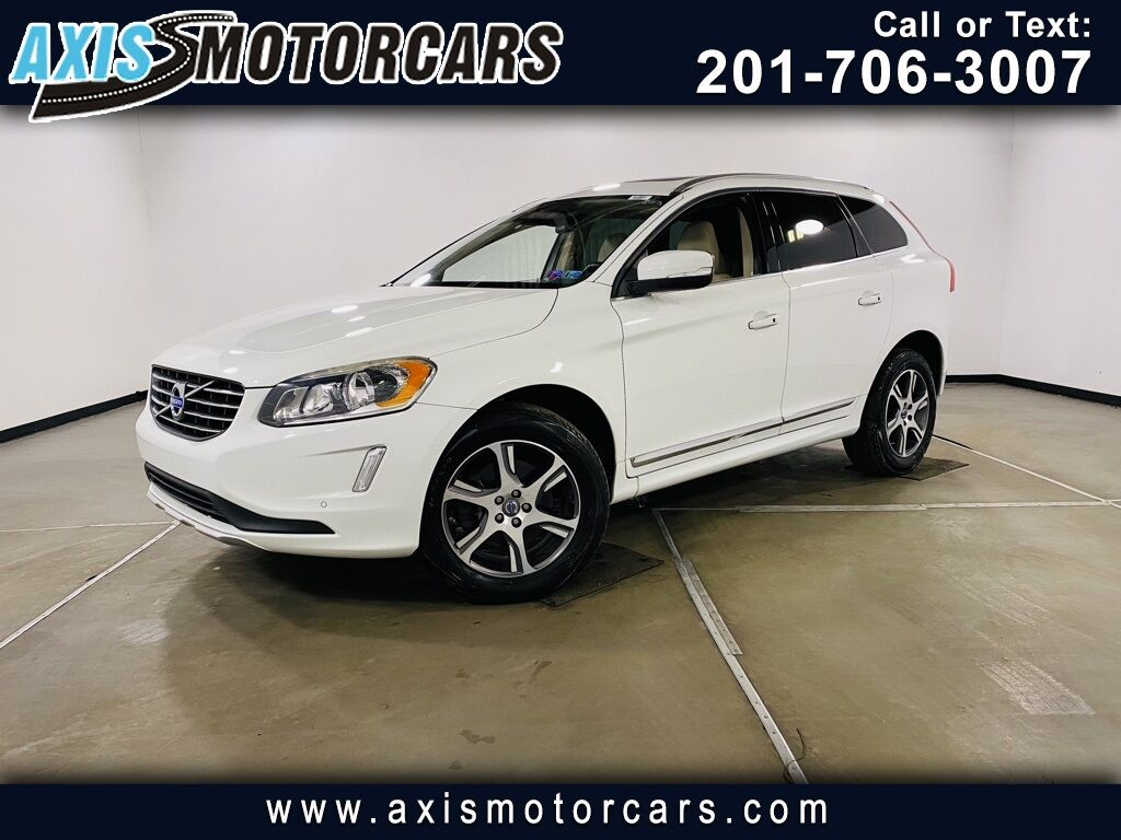 2015 Volvo XC60 T6 Premier Plus Jersey City NJ