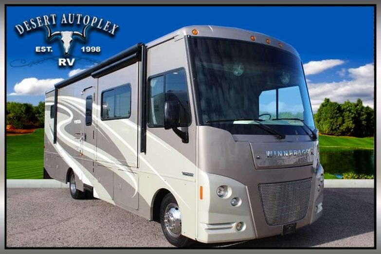 2015 Winnebago Vista 30T Triple Slide Class A RV Mesa AZ