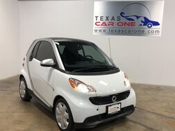 2015_smart_fortwo_PASSION AUTOMATIC LEATHER SEATS HEATED SEATS LEATHER STEERING WHEEL AUX/USB_ Addison TX
