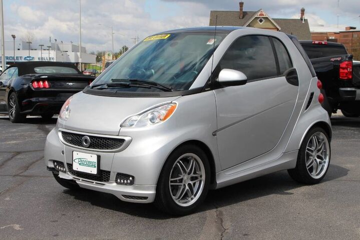 2015 smart fortwo Passion Fort Wayne Auburn and Kendallville IN