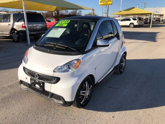 2015 smart fortwo Pure Gainesville TX