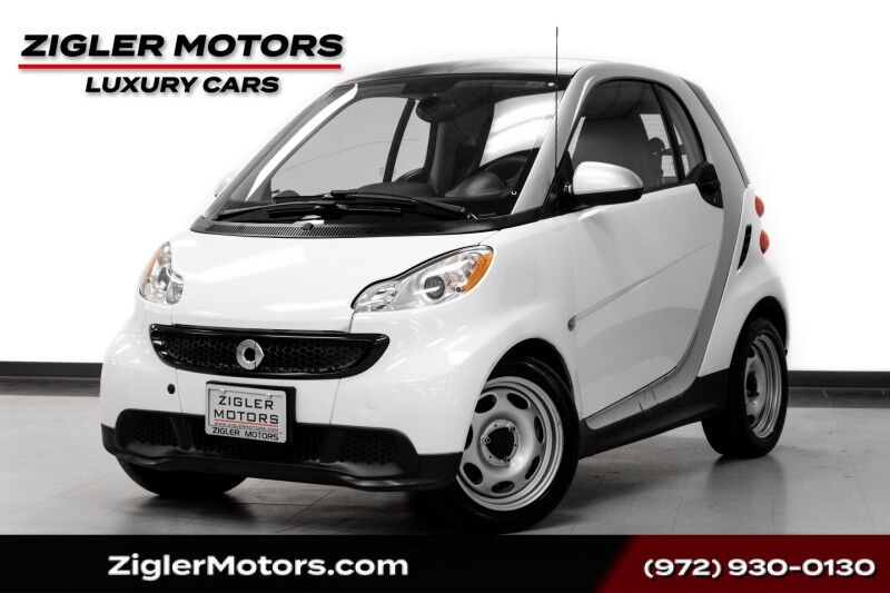 2015 smart fortwo Pure Addison TX