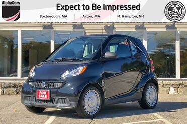 2015_smart_fortwo_Pure_ Boxborough MA