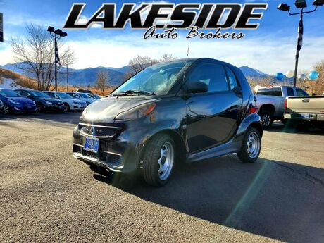 2015 smart fortwo passion coupe Colorado Springs CO
