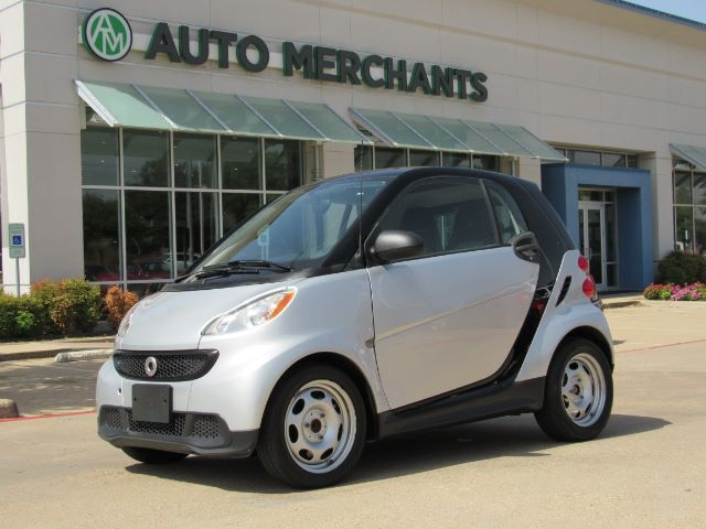 2015 smart fortwo pure AUX INPUT, CLOTH SEATS, AM/FM RADIO Plano TX