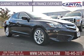 2016_ACURA_ILX_Premium w/AcuraWatch Plus_ Chantilly VA