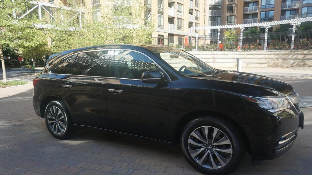 2016 ACURA MDX TECHNOLOGY PACKA  Arlington VA