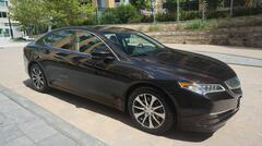 2016 ACURA TLX TECHNOLOGY PACKA