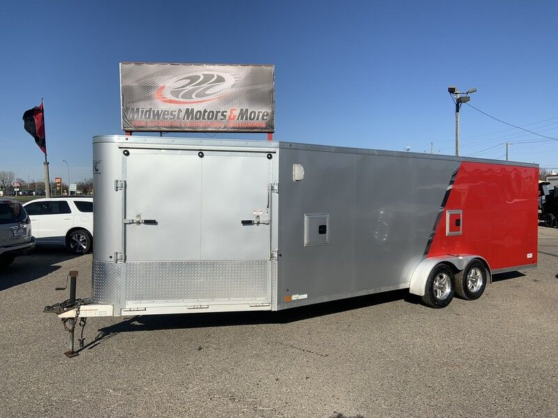 2016 ATC 7'X20' Enclosed Trailer Moorhead MN