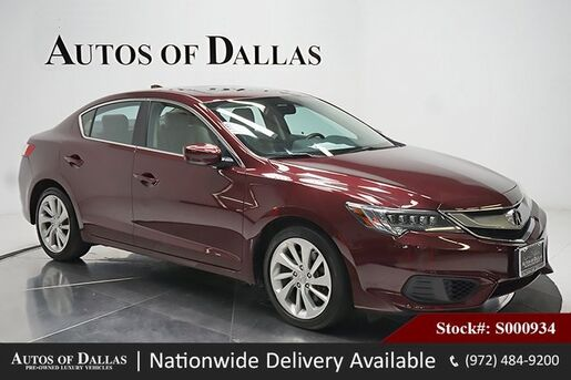 2016_Acura_ILX_2.4L CAM,SUNROOF,HTD STS,KEY-GO,17IN WHLS_ Plano TX